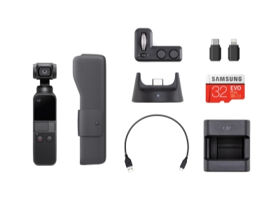 DJI Osmo Pocket & Expansion kit