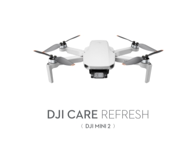 DJI Care Refresh DJI Mini 2 (2-Year Plan) (Kode sendt på e-post)