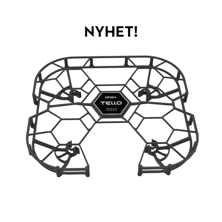 Cynova Propeller Guard for Tello (Gray)